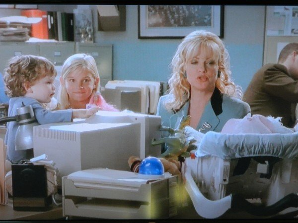 this is Bonnie Hunt from Cheaper By The Dozen move