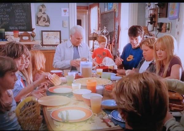 Breakfast scene cheaper by the dozen