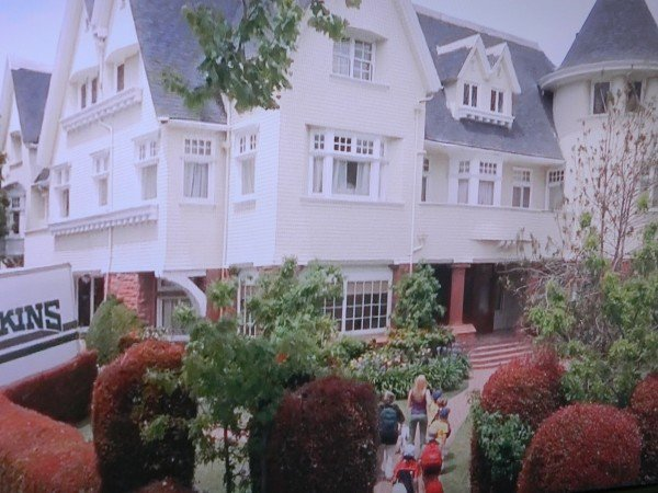 the house in Cheaper By The Dozen