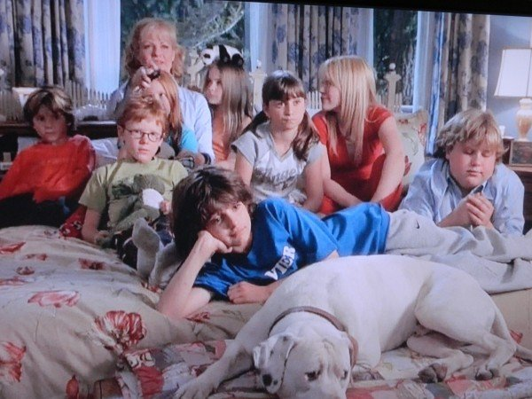 cheaper by the dozen movie scene