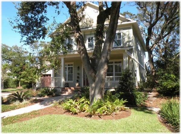 house in St. Augustine Beach Florida