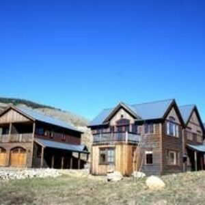 Mount Crested Butte Colorado house for auction