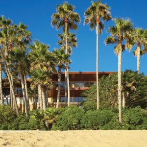 Oceanfront view Laguna Beach CA house