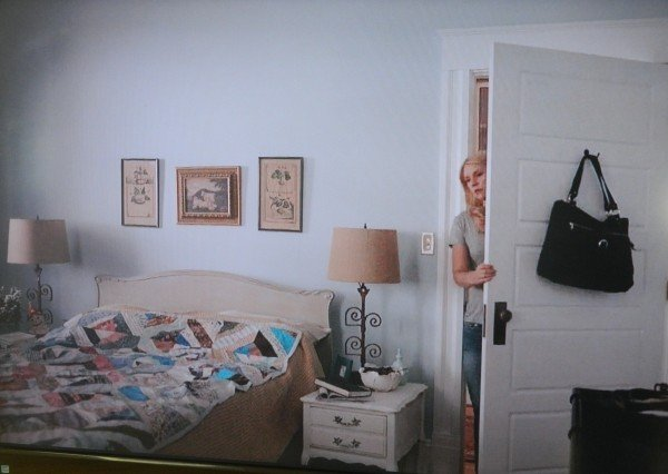 Homeland TV show Carrie's bedroom