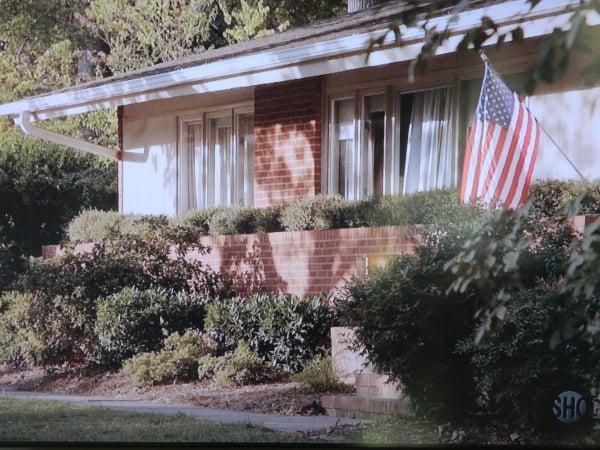 TV show Homeland Brody's house