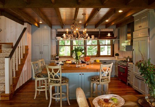 See Favorite Colored Kitchen Cabinets