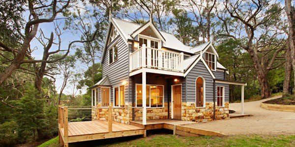 Dragonfly cottage house plan