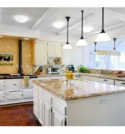 Kitchen in new house of Adam Levine