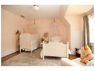Charming babies room