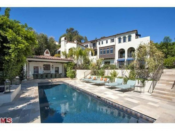 celebrity Mediterranean house for sale