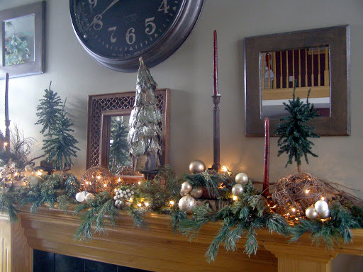 How to guide to Christmas mantle