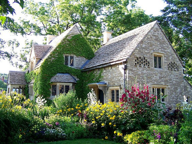 English country cotswold cottage Cottage houses