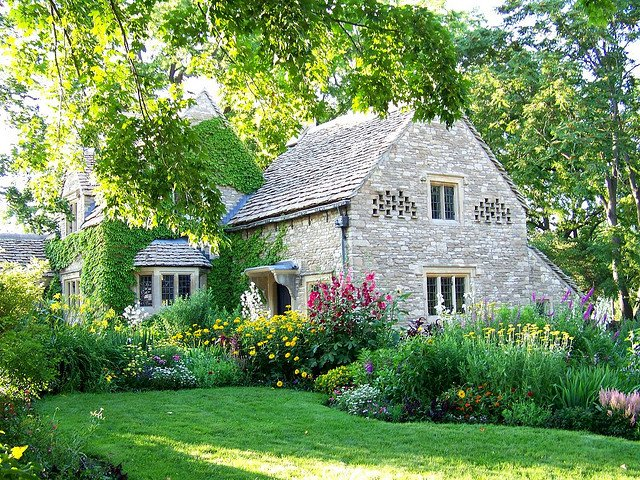 ... Cottage and all its glory. What is your favorite part of this cottage