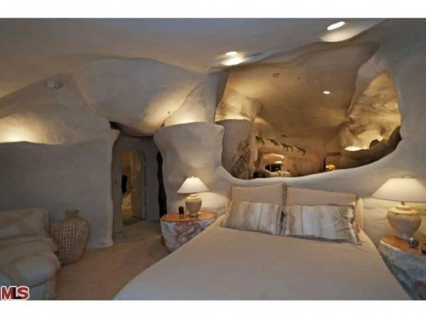 Unusual Flintstones Houses bedroom