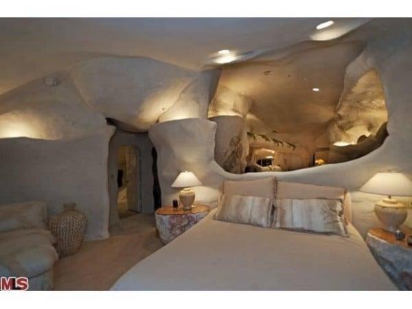 Unusual Flintstones Houses bedroom