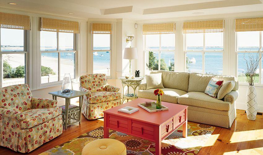Polhemus Savery Dasilva Cape Cod House Renovation on Cottage Beach House Decorating Ideas