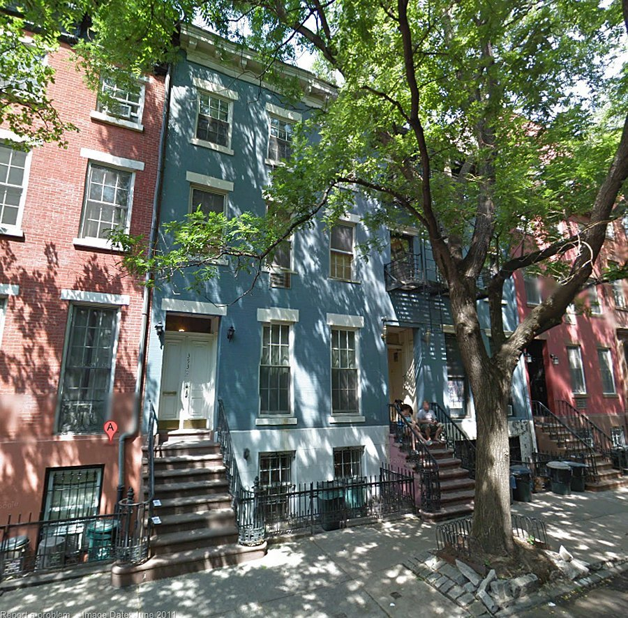 Ethan Hawke S Nyc Manhattan Townhouse Is 6 25 Million