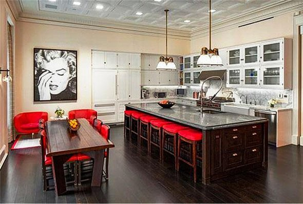 Kelly Ripa's Penthouse that was on the market