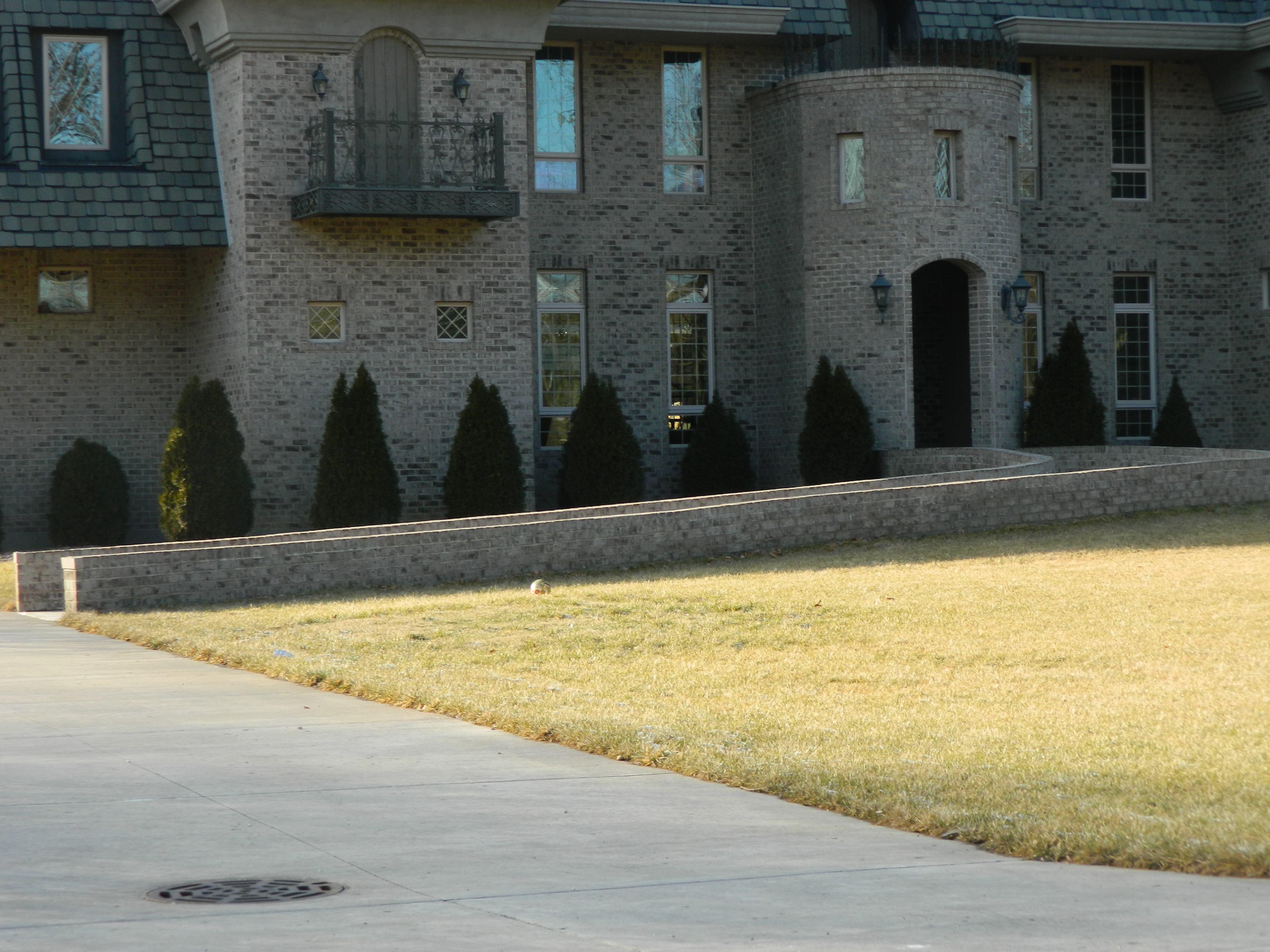 House looks like a castle for sale