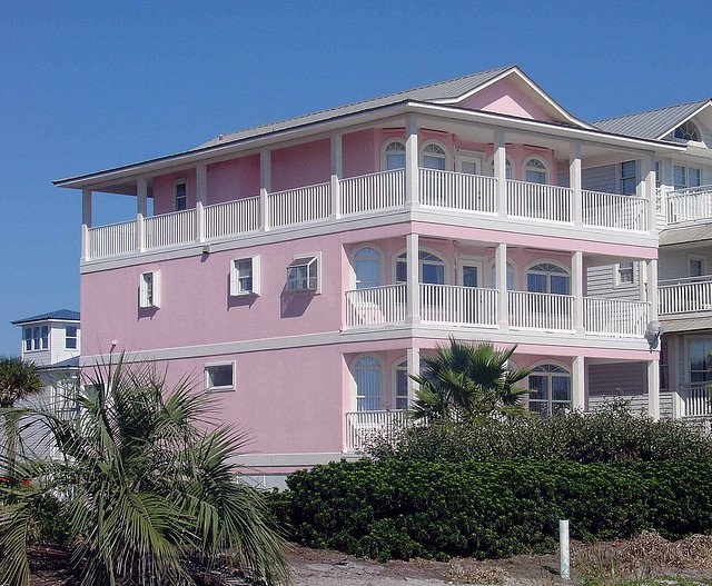 Pink Houses