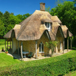 Cottage called Gingerbread House