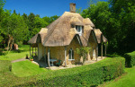 An English Cottage Called Gingerbread House