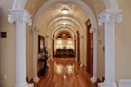 Inside Mary Kay Ash mansion
