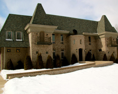 For Sale: A House Built Like A Castle