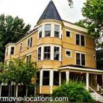 """The """"Love Story"""" Movie and Houses"""