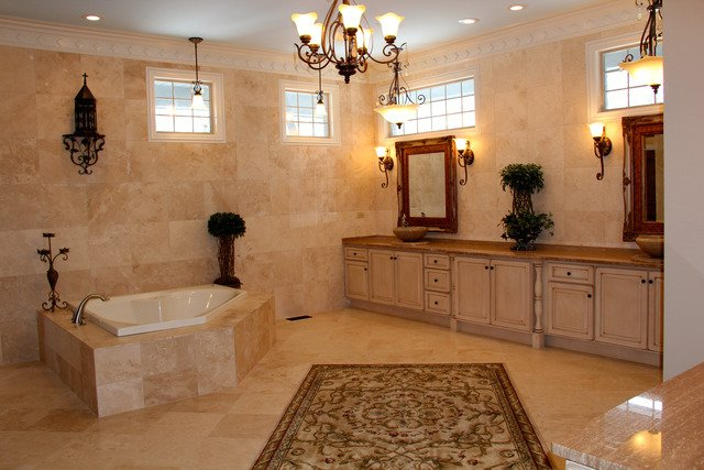 Marvelous concept home in Warrenville IL for sale is a house buile like a castle