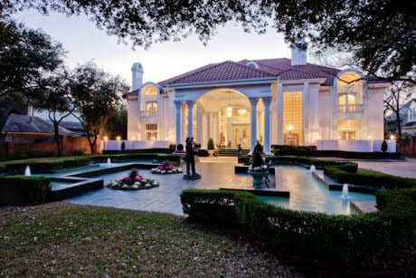Mary kay ash mansion is 2 7 million for 500 000 dollar homes in texas