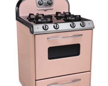 Pink retro range by Northstar