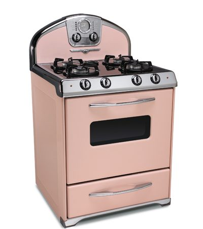 Pink retro range by Northstar