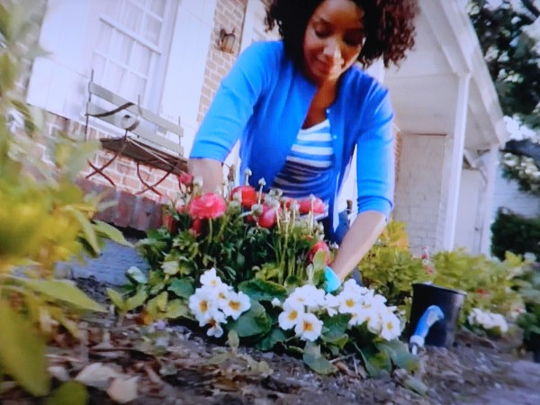 Neighbor planting flowers - Lowe's Commercial