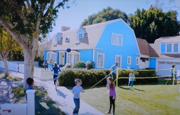 Houses on TV