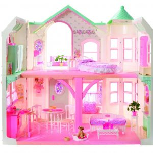 1998 Barbie Deluxe Dreamhouse by Do You Remember
