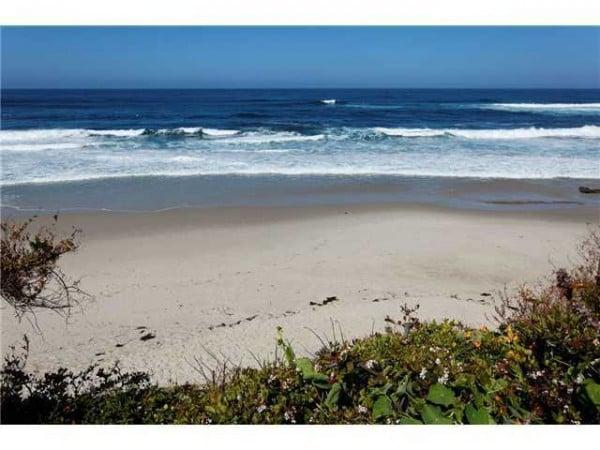 Beach La Jolla CA house for sale