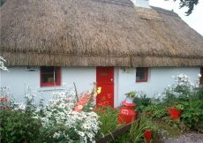 Rivendell cottage in Ireland