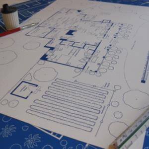 Fantasy Floorplan of The Waltons