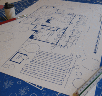 Fantasy TV show blueprints