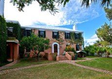 Michael Douglas and Catherine Zeta-Jones Bermuda Home