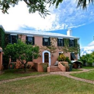 Michael Douglas Bermuda home via Bermuda Realty