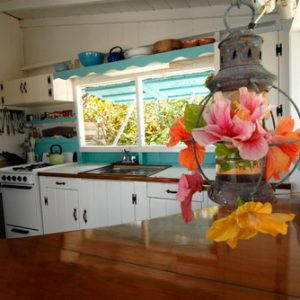 Tropical Kitchen by Brenda Olda via Houzz