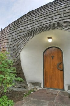 Wave House front door