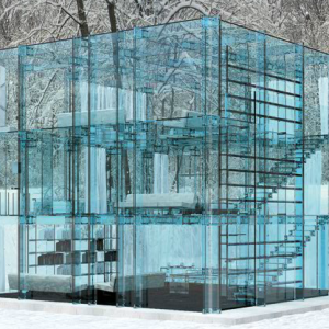 Santambrogio Glass House