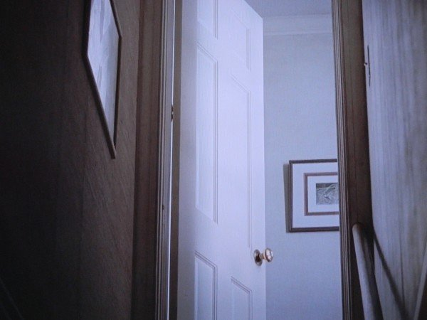 Basement door in Junebug movie