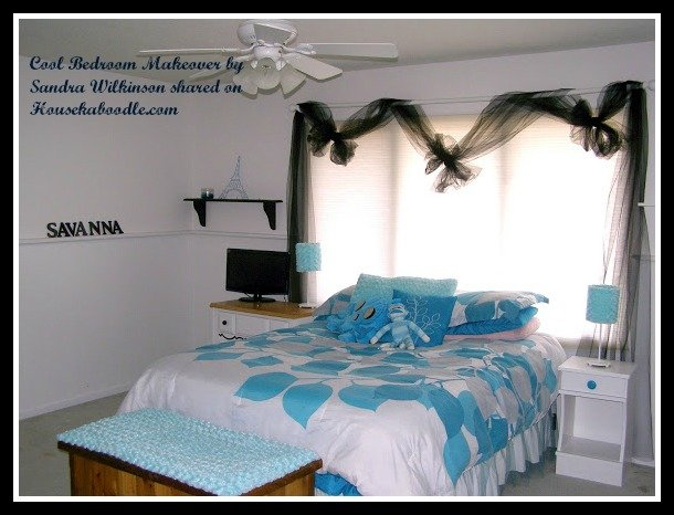 DIY Cool Girls Bedroom Design Ideas