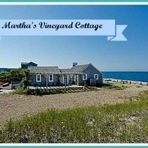 Martha's Vineyard cottage on Herring Rd