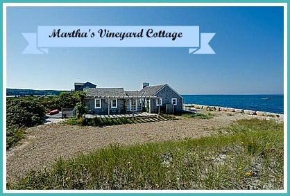 Martha's Vineyard Cottage Home Tour