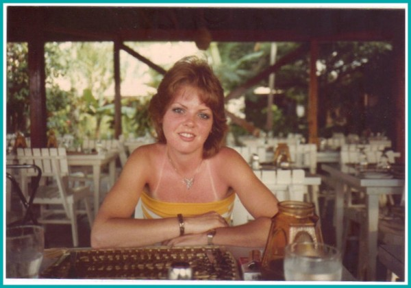 Sue in Jamaica